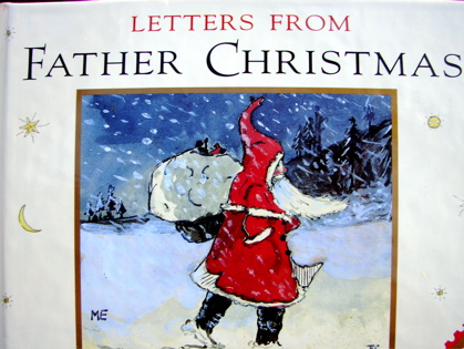 Beautiful holiday book letters from father christmas project fc 1g i cannot overemphasize how much i love this book letters from father christmas spiritdancerdesigns Gallery