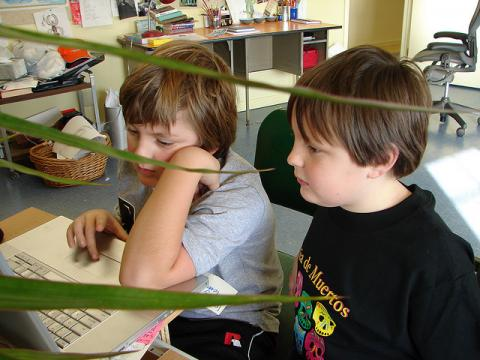 The Sliver, or How to stop fighting about screen time | Project Based Homeschooling